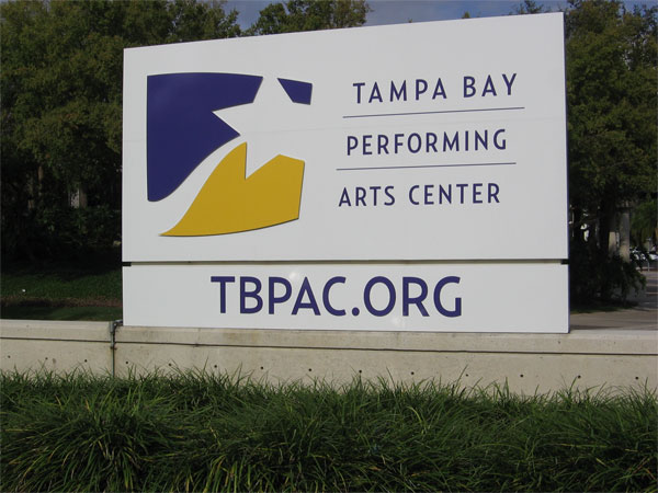 Tampa Bay Performing Arts Centre